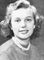 Bette Elizabeth Ann Schwedler (Gilmore)