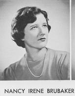 Nancy Irene Brubaker (McCay)