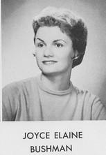 Joyce Elaine Bushman (Davis)