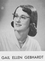 Gail Ellen Gebhardt (Randall)