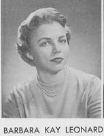 Barbara Kay Leonard