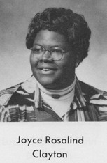 Joyce Rosalind Clayton