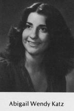 Abigail Wendy Katz