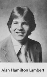 Alan Hamilton Lambert