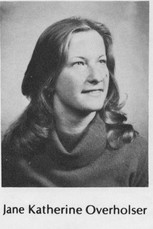 Jane Katherine Overholser (Strom)