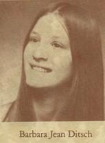 Barbara Jean Ditsch (Hawes)