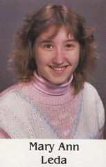Mary Ann Leda (Jankowski)