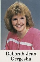 Deborah Jean Gergesha (Armstrong)
