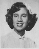 Loretta Bertha Blanton (Adams)