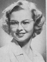 Betty Ruth Fahler (Hodgson)