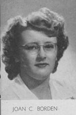 Joan C Borden (West)