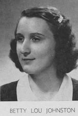 Betty Lou Johnston