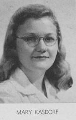 Mary Agnes Kasdorf