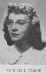 Patricia Kissinger (Brotherson)