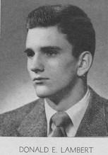 Donald E Lambert