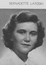 Bernadette R Latoski (Micinski)