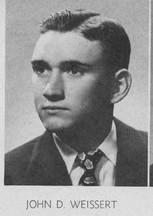 John D Weissert
