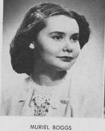 Muriel L. Boggs (Olmstead)