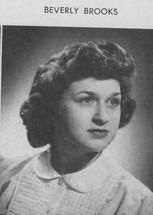 Beverly F Brooks (Schrader)