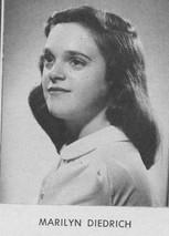 Marilyn A Diedrich (Walker)