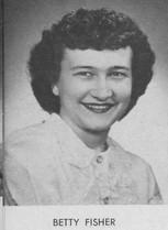 Betty Jane Fisher (Schoen)
