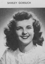 Shirley J. Gorsuch (Cassady)