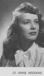 Joanne Ruth Heddens (Hedman)