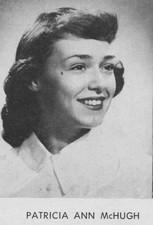 Patricia Ann McHugh (McLaughlin)