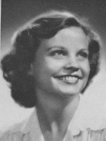 Betty Lou Hulbert (Hartman)