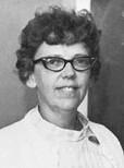 Margaret Dalgren (History)