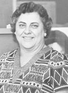 Marjorie Wedel (English)