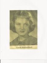 Carol Rutherford