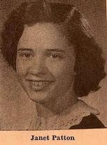 Janet Patton (Morris)