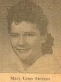 Mary Lynn Stevens