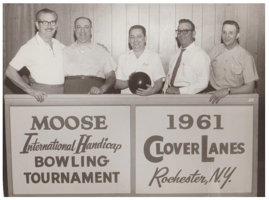 1961 tournament photo