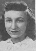 Patricia Ann Lange (Simpkins)