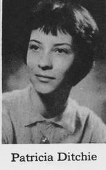 Patricia Kristina Ditchie (Wingard)