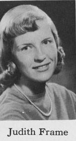 Judith Frame (Carlson)