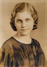 Marjorie Ella Frame (Hubbard)