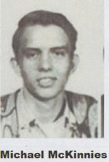Michael E McKinnies