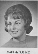 Marilyn Sue Nix (Widelski)