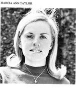 Marcia Taylor (Moore)