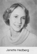 Janette L. Hedberg