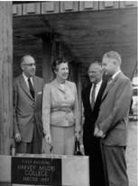Joseph B. Platt (First H. M. C. President, Honorary Class Of '67)