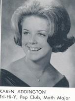 Karen Addington (Hoffman)