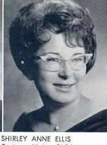 Shirley Anne Ellis
