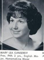 Mary Lea Gansereit