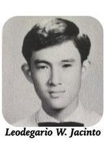 Leodegario W. Jacinto