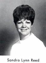 Sandra L. Reed (Evans)