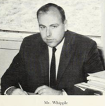 Mr. Raymond Whipple